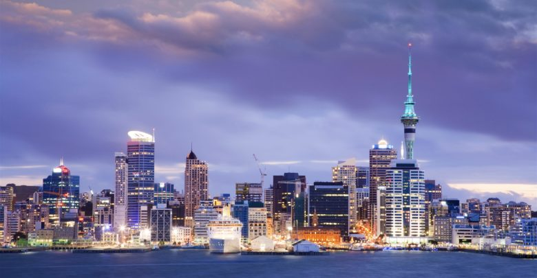 Photo of Auckland