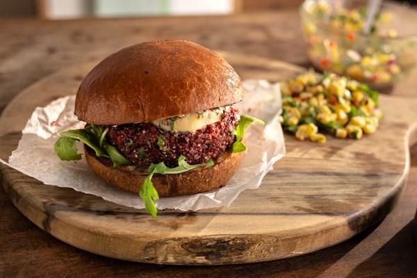 burgery wegetariańskie