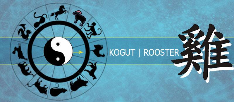 Kogut - horoskop chiński