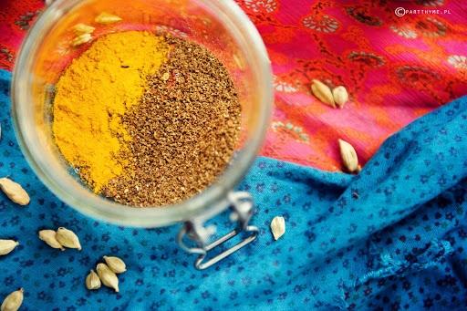 curry mieszanka przypraw