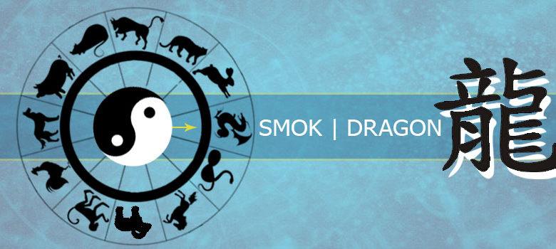 Smok - horoskop chiński
