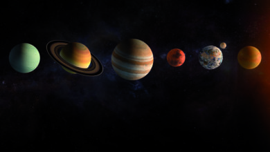 Photo of Co łączy planety i watę cukrową?