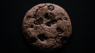 Photo of Mocno czekoladowe ciastka z fasoli