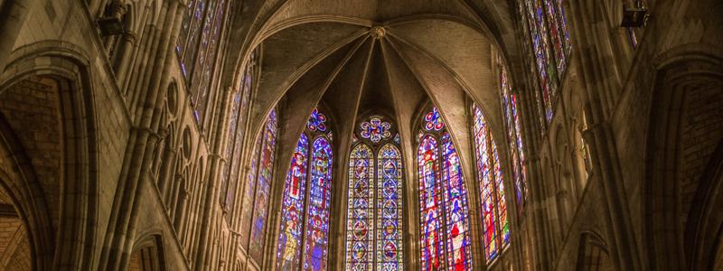 Katedra Leon Hiszpania