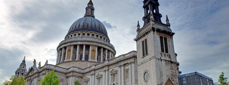 Katedra Świętego Pawła w Londynie