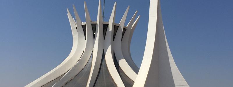 Katedra w Brazylii