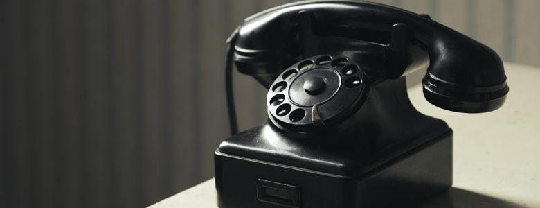 sen o telefonie