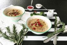Photo of Zupa z rozmarynem