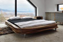 sennik łóżko