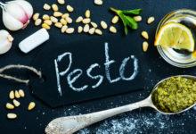 Photo of Pesto z liści curry