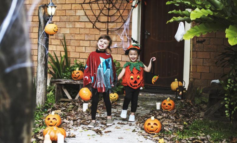halloween tradycje