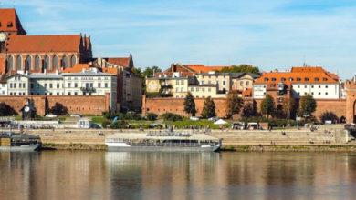 Toruń Najpiękniejsze Miasta