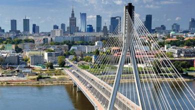 Warszawa Najpiękniejsze Miasta