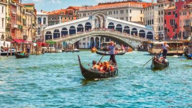 Wenecja Najpiękniejsze Miasta
